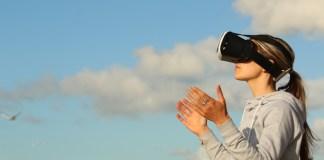 Virtual reality-VR