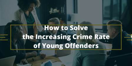 Solve Increasing Crime Rate