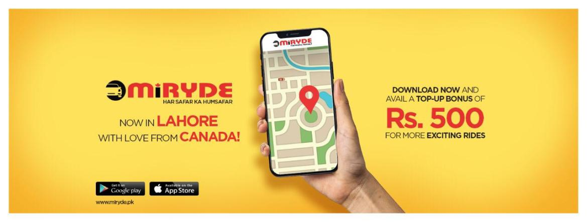 MiRyde First Canadian Ride Sharing Company