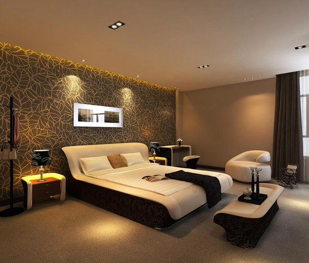 دهانات غرف نوم الوان جميله لحائط اوضه نومك هل تعلم