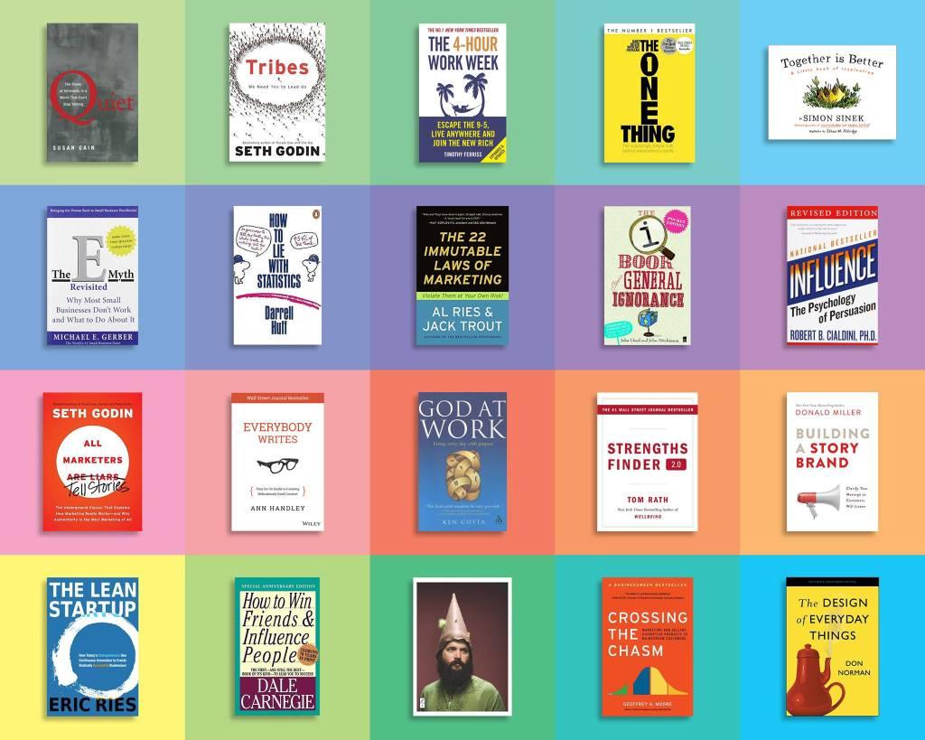 Books read in 2017