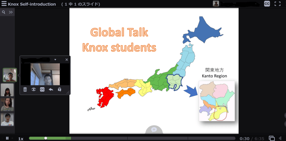 【Global Talk!】Session-1 Food Issues & Our Lives