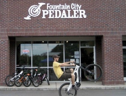 fountain city pedaler