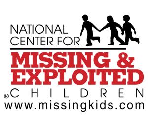 Missing and Exploited Children logo