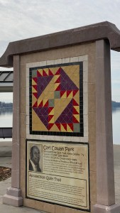 Stone information for Carl Cowan Park