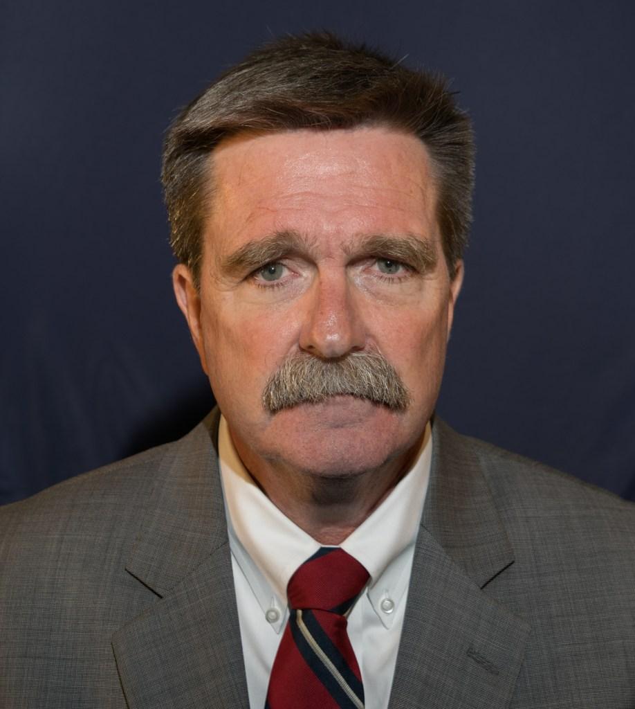 Head shot of Butch Bryant