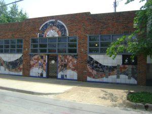 knoxtile Store Front Deep Ellum Texas
