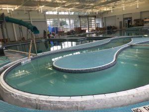 Buchtal 55730 Pool Tile on Radius