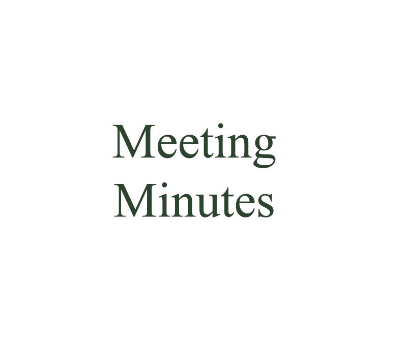 Knoydart Foundation Meeting Minutes