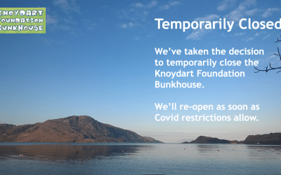 Knoydart Foundation Bunkhouse Temporarily Closed