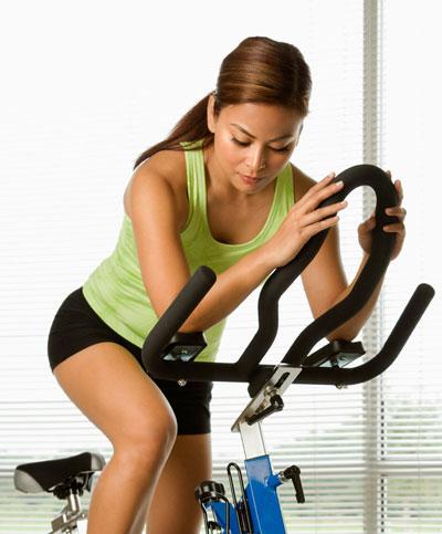 Велотренажер что бы похудеть