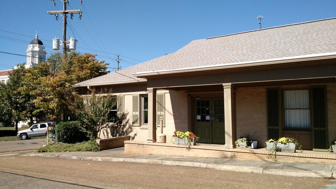 Dekalb Branch Library in Dekalb, Mississippi