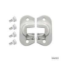 RADIATOR FIREWALL SUPPORT BRACKETS | KA4303