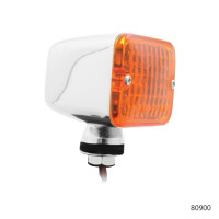 ROD LAMPS WITH CHROME HOUSING AND ACRYLIC LENS | 80900