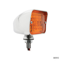 ROD LAMPS WITH CHROME HOUSING AND ACRYLIC LENS | 80910