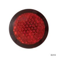 LED ROUND REFLECTIVE STICK-ON LIGHTS   82314