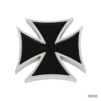 IRON CROSS ACCENTS WITH STICKER | 90240