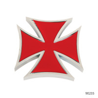 IRON CROSS ACCENTS WITH STICKER | 90245