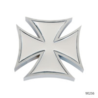 IRON CROSS ACCENTS WITH STICKER | 90246