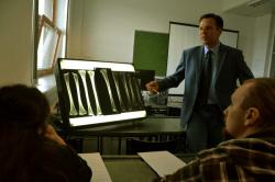 Dr hab. Oskar Nowak opowiada o liniach Harrisa