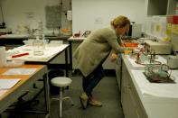 Zwiedzanie laboratorium