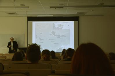 """Prof. Arkadiusz Marciniak """"Wkład poznańskich archeologów w międzynarodową misję badawczą w Catalhoyuk"""""""