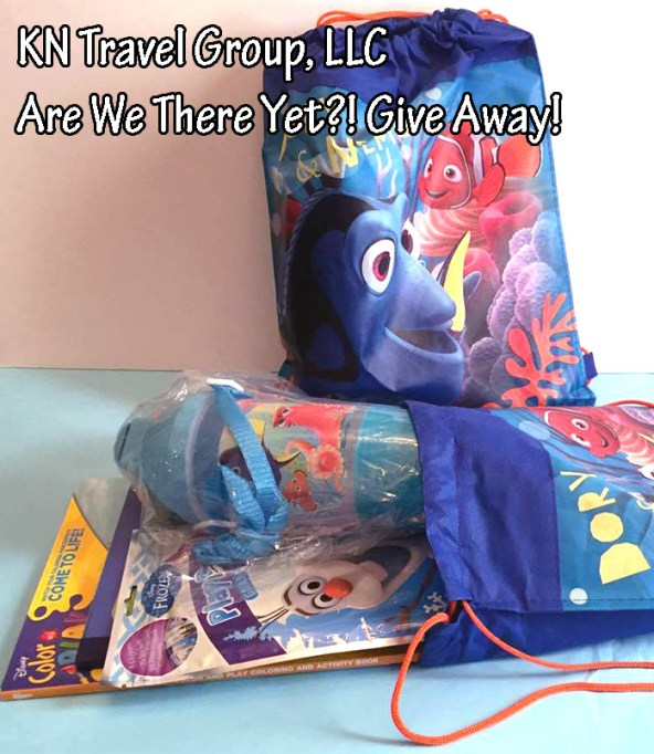 finding dory cinched sacks