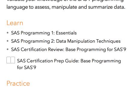Free Certificate Templates » sas base certification | Certificate ...