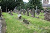Uralter Friedhof mit schon halb vergammelten Grabsteinen - der perfekte Startpunkt für eine klassische Zombieapokalypse