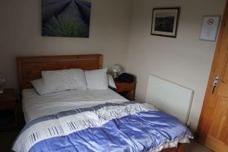 Schlafzimmer auf Skye