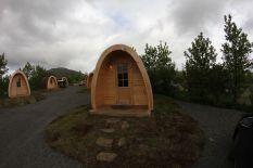 Unsere Unterkunft im Pod Village