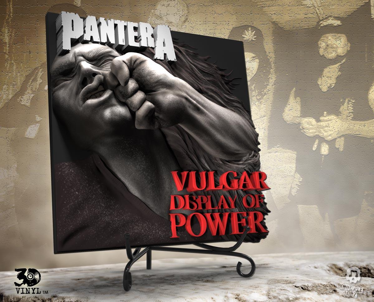 Pantera Vulgar Display of Power Heavy Metal Thrash Music Band Hoodie 31513005