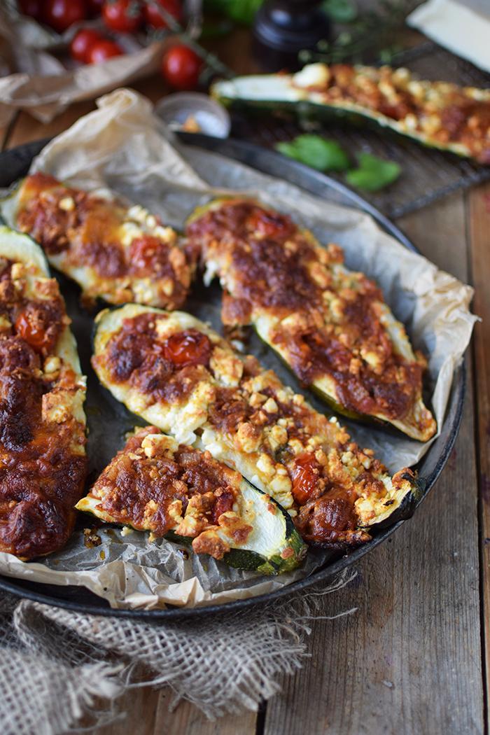 Gefuellte Zucchini _ Filled Courgette (16)