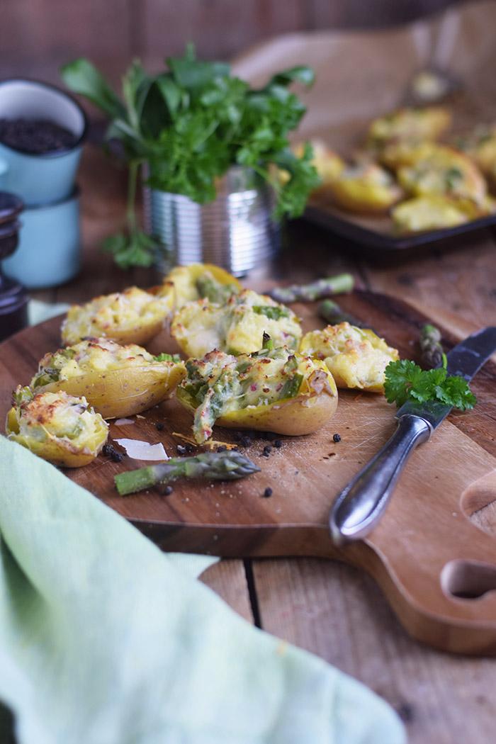Ofenkartoffeln mit Spargel (10)