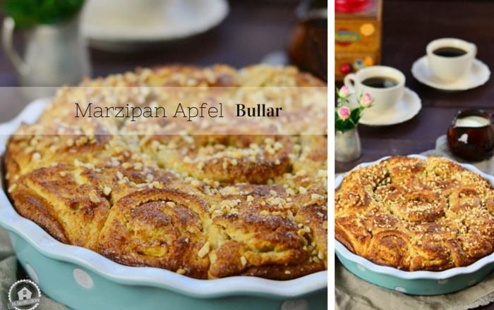 Marzipan-Apfel-Bullar – Tea party på svenska