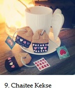 9 Chaitee Kekse von Nina