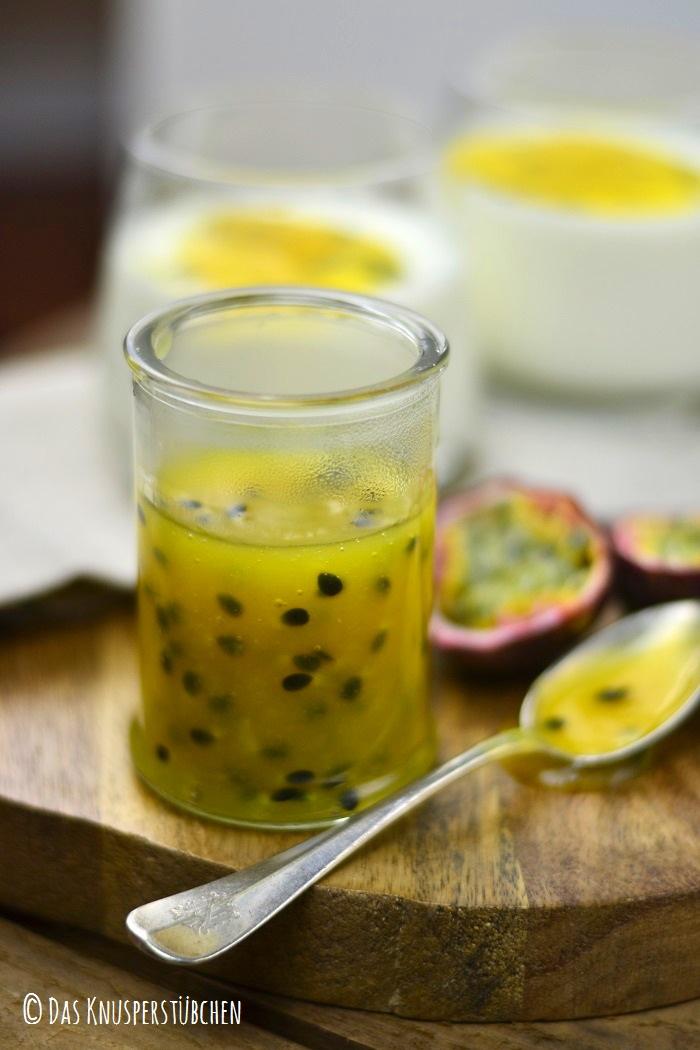 Maracuja Buttermilch Dessert 4-1