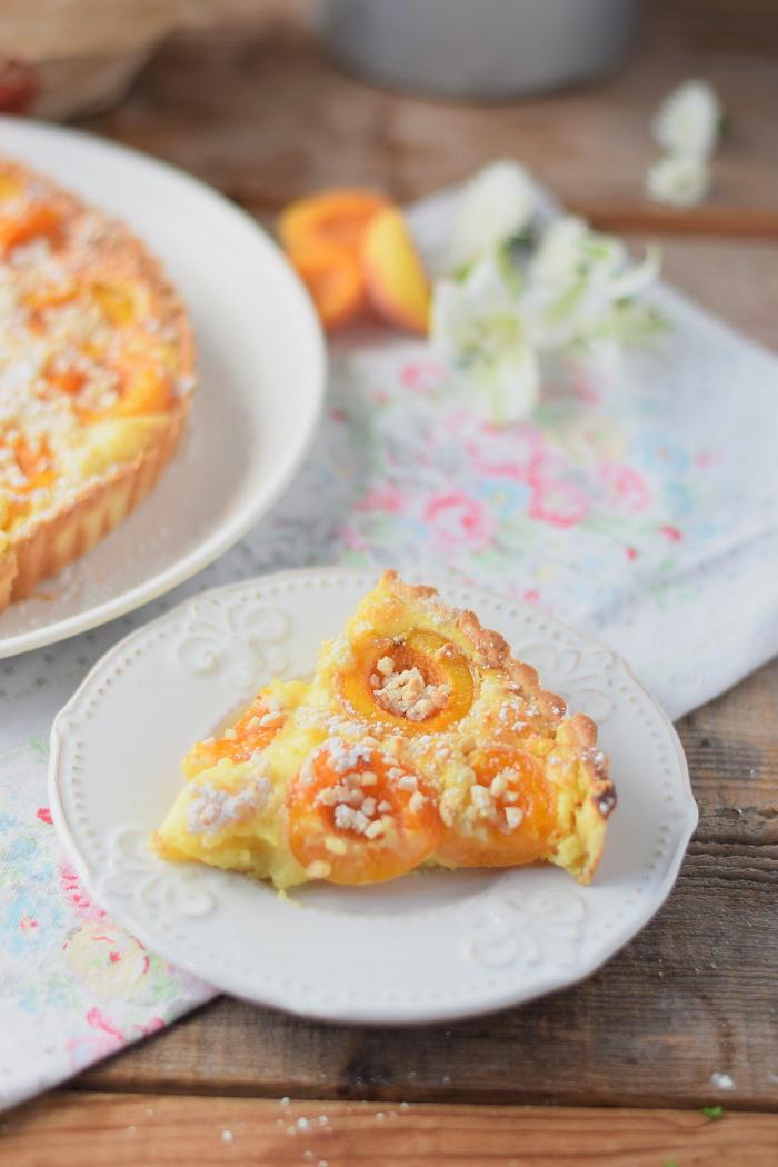 Aprikosen Joghurt Tarte 10