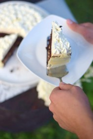 Schoko Karamell Torte 4