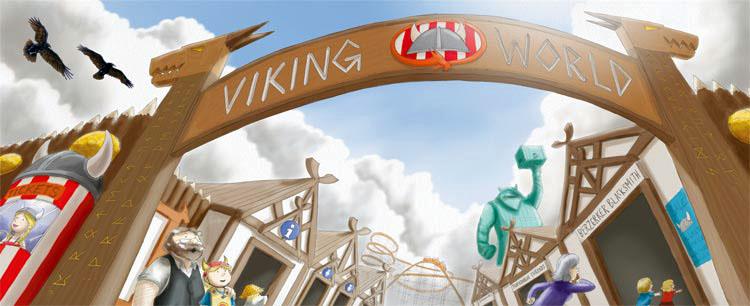 The Last Viking Returns - Viking World