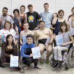 Курс подготовки инструкторов IAHD в Москве в 2009 году.