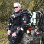 Graham Owen – дайвер, несущий свет
