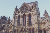 Other side of the York Minster