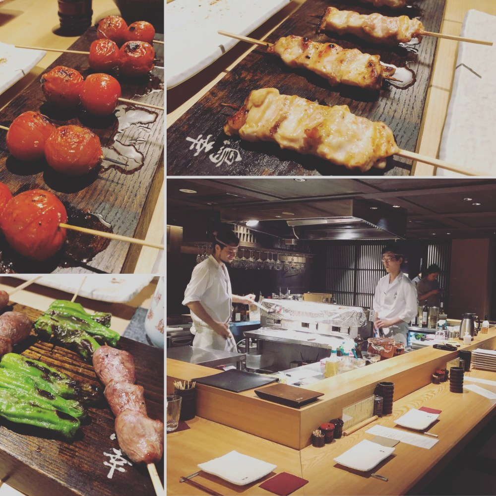 Yummylicious Tokyo - Roppongi - Toriyaki
