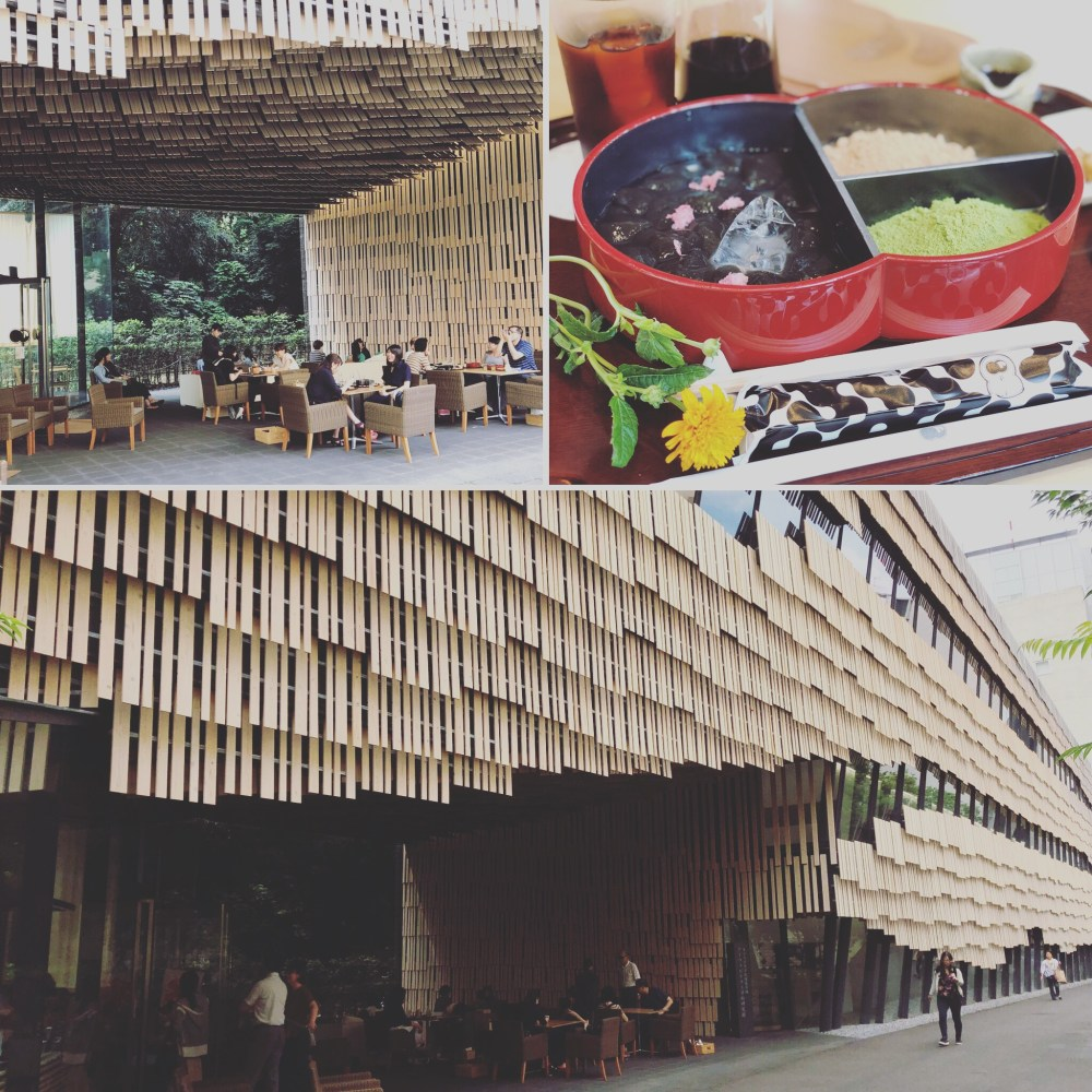 Yummylicious Tokyo - Ueno - Wagashi Warabi