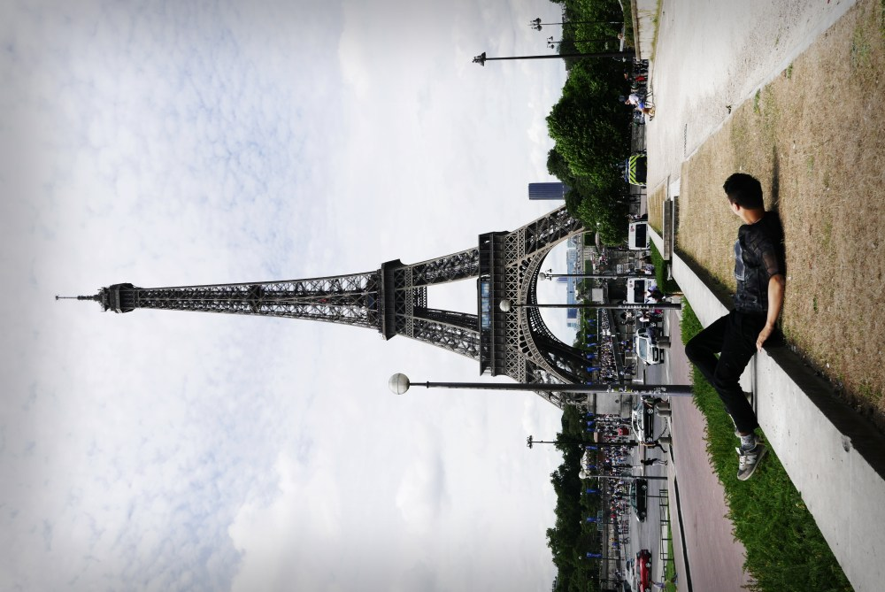 Paris viewpoint 1