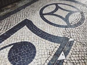 Yummylicious Macau - Cobble Stone Pavement