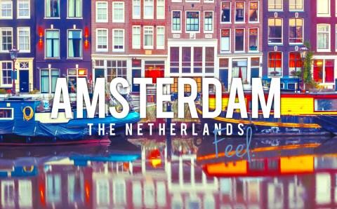 Feel. Amsterdam.