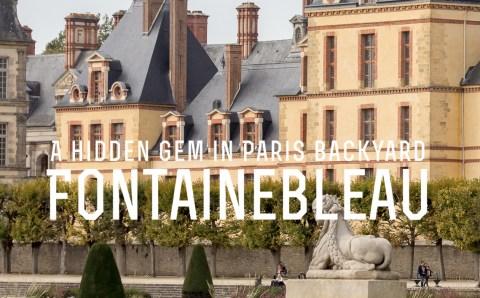 A Hidden Gem in Paris's Backyard