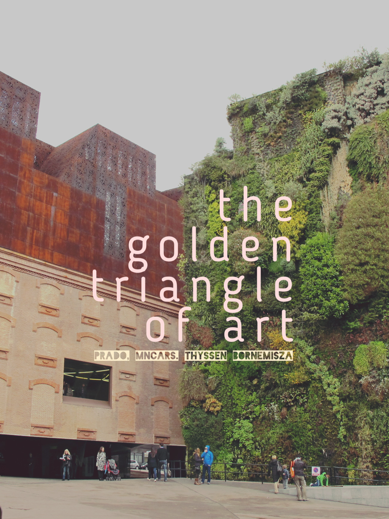 The Golden Triangle of Art in Madrid